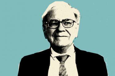 Pintura Pop Art de Warren Buffet